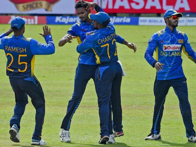 IND vs SL 3rd ODI Live: India score 147 for three, match stopped due to rain