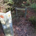 Signpost along Riverside Track (54806)