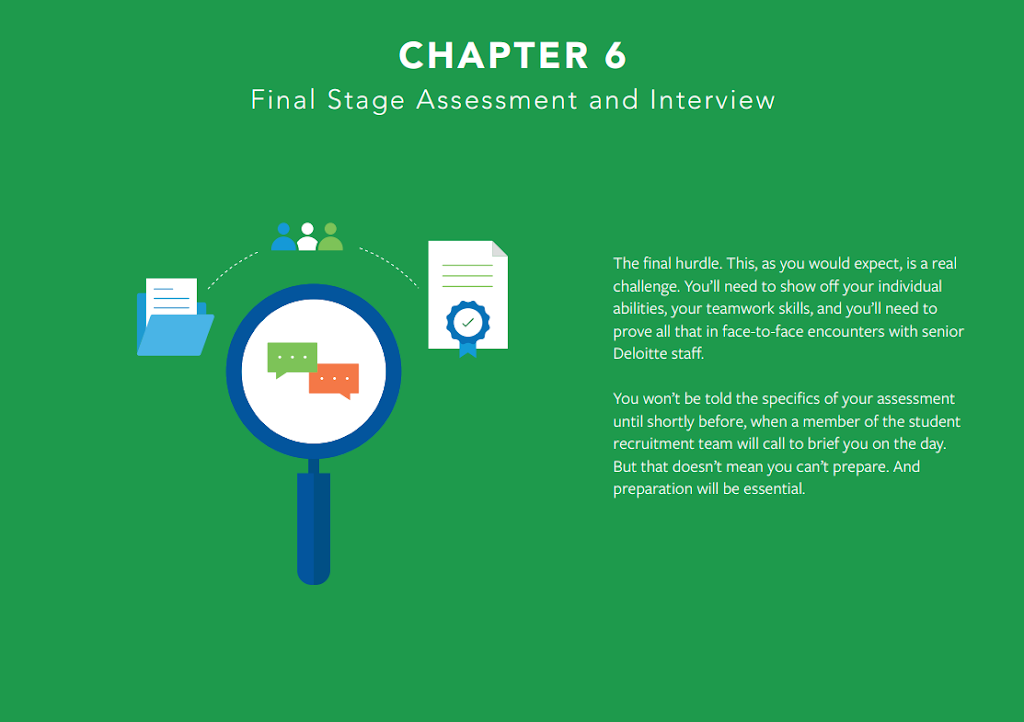 Deloitte Interview Guide Excerpt - Chapter 6