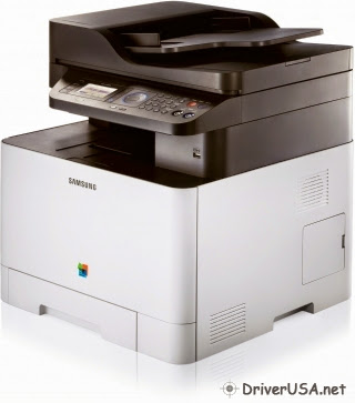 Download Samsung CLX-4195FN printers driver – setting up instruction