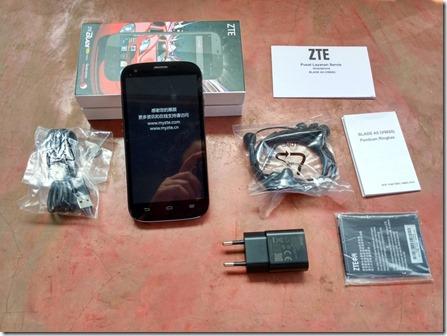 Paket Pembelian ZTE Blade A5