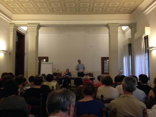 Don Stefano Didonè presenta l'Anno Santo della Misericordia