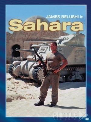 Phim Cuộc Chiến Trên Sa Mạc Sahara - Sahara (1995)