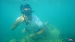 family trip pulau pari 090716 Pentax 18