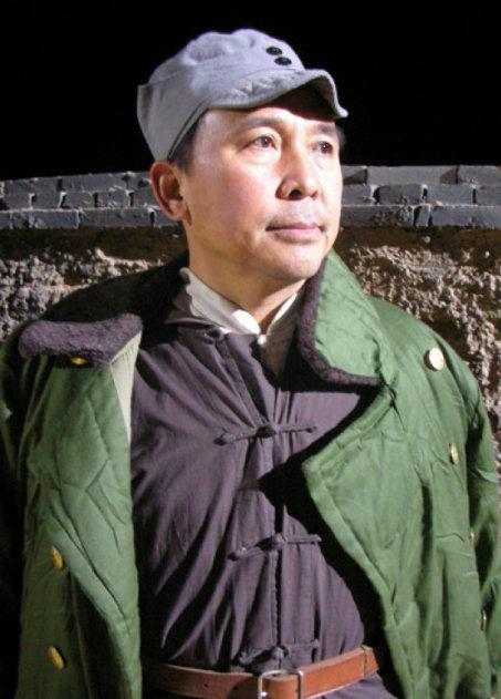 Wang Jianding China Actor