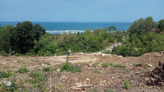 Tanah Cantik Istimewa Prospektif Strategis View Pantai Parangtritis Jogja