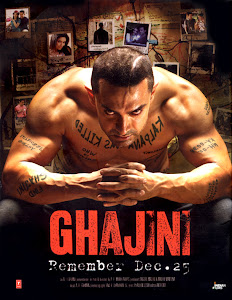 Quyền Lực Ghajini - Ghajini poster