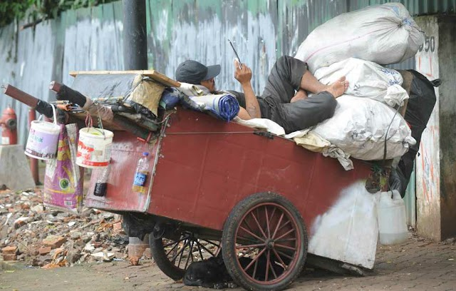 Jumlah Pengangguran Aceh Nomer 8 se-Indonesia