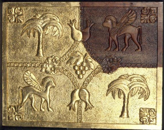 Gold, King Solomon