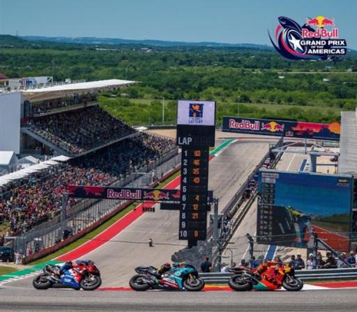Austin usa GP moto