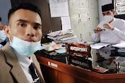 Didampingi LBH IWO,Rahmat Melaporkan Oknum ASN Yang Ganggu Istrinya di Inspektorat Soppeng