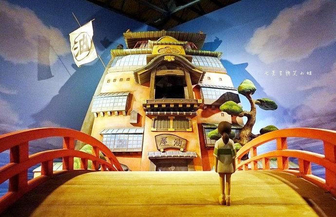 68 吉卜力的動畫世界特展