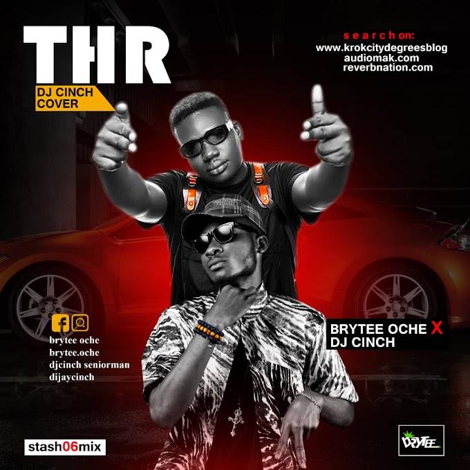 Brytee Oche Ft. Dj Cinch — That Hausa Rapper