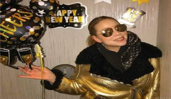 How some Celebrities spent New Year's Eve