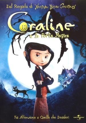 Coraline e la Porta Magica poster