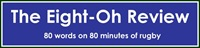 Eight Oh Review logo