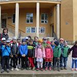 Návštěva Planetária 2. a 3.třída Nad Palatou 20. dubna 2016