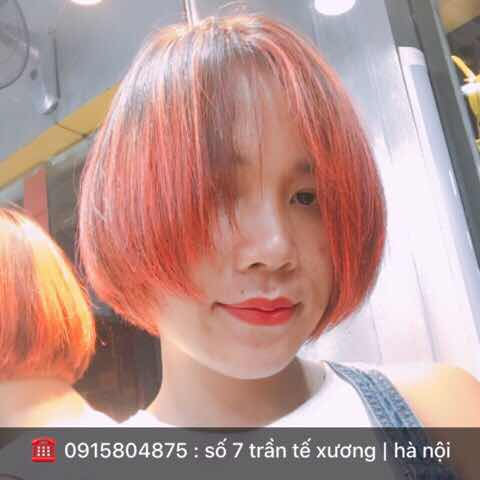 Tiệm nào cắt tóc bob ngắn được khách khen đẹp nhất Hà Nội