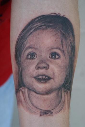 Little Girl #7