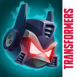 Angry Birds Transformers v1.8.9 [Mod] Unlocked