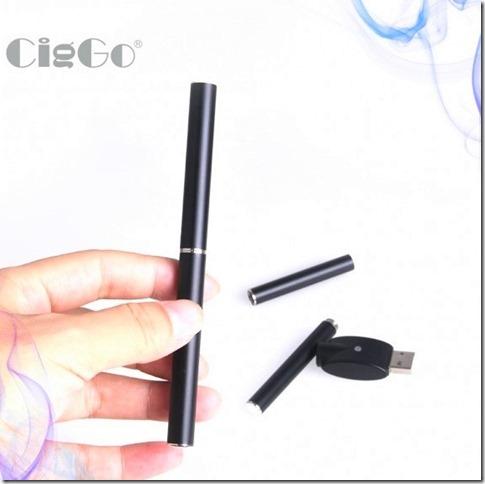 4 6 thumb%255B1%255D - 【電子タバコ】CigGO PEN MINI「シグゴー ペン ミニ」レビュー。バッテリーとカートリッジがセット。単体でも吸えるが、あのタバコカプセルも吸える!【プルームテック互換/キット/電子タバコ】