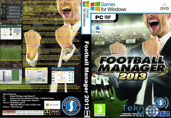 Football Manager 2013 Türkçe Full