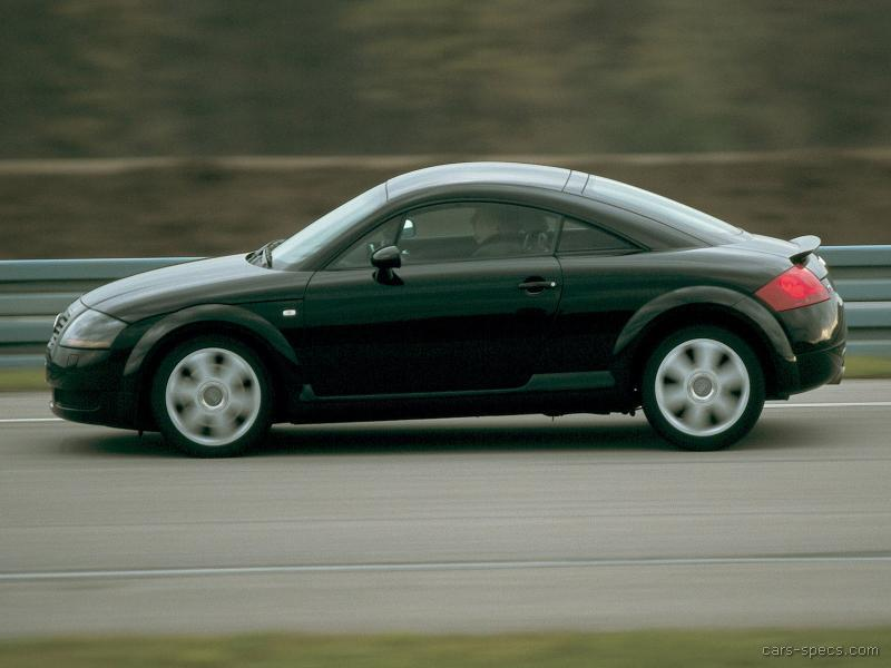 2000 Audi Tt Coupe Specifications Pictures Prices