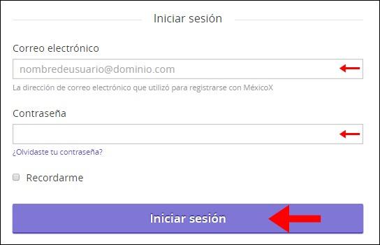 Abrir mi cuenta en MexicoX - 732