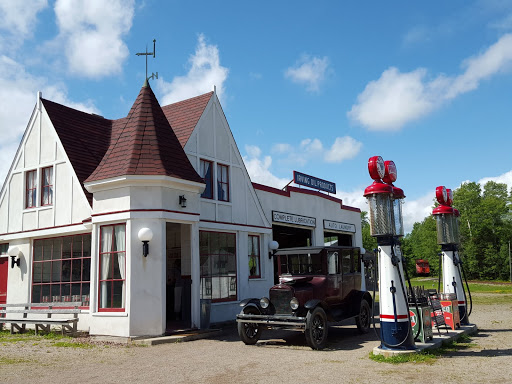 Irving Oil Co. Ltd (1936).  From Acadian History Comes Alive in a New Brunswick Village