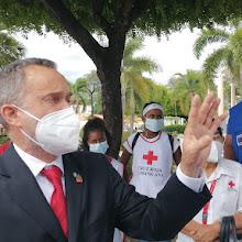 A quién le Creemos? Viceministro de salud niega rebrote en Barahona; Directora DPS lo afirma.