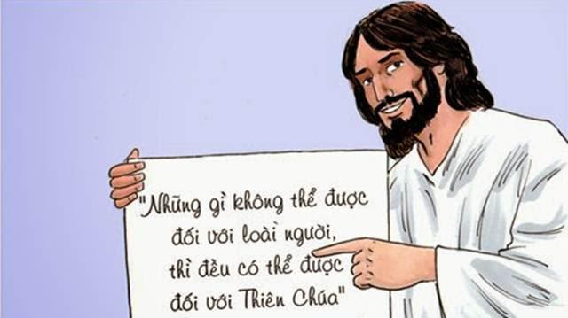 Bạn nói gì? Chúa nói chi?