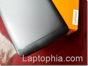 Desain Motorola Moto E4 Plus