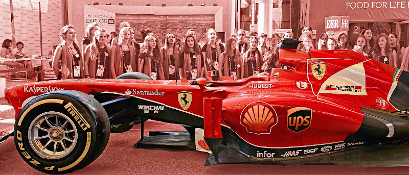 Ferrari F1 in Expo di marvig51