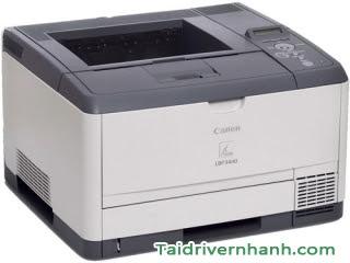Cách download phần mềm máy in Canon LBP3460 – cách cấu hình