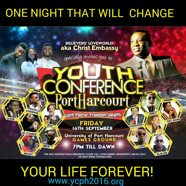 Youth Conference Portharcourt