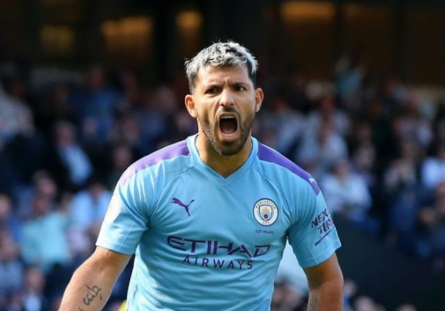 Barcelona 'Reaches Agreement' To Land Wantaway Aguero From Man City