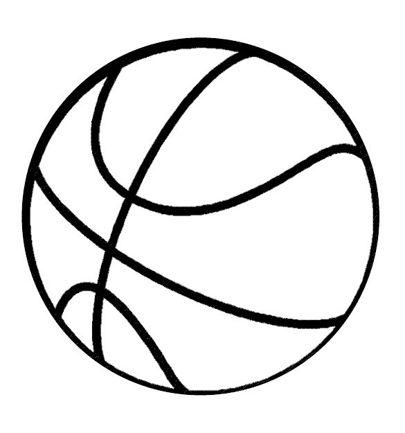 Gallery Of College Basketball Coloring Pages