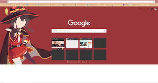 How to remove white bar at the bottom of new tabs? - Google