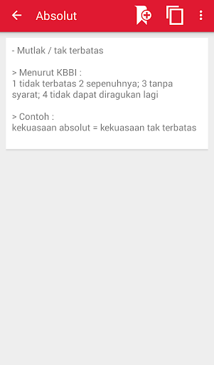 Screenshot 2 Kamus PKn