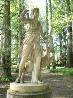 Diana Of The Wild Wood, Gods And Goddesses 7