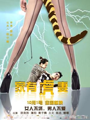 Phim Sư Tử Hà Đông - A Tiger Wife (2015)