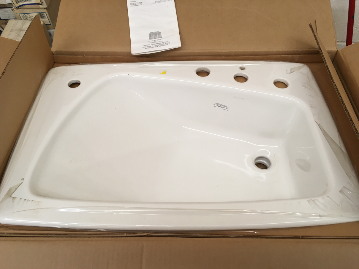 Find Discontinued Plumbing Fixtures Kohler Lady Vanity