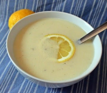 Avgolemono (egg/lemon Sauce) Recipe