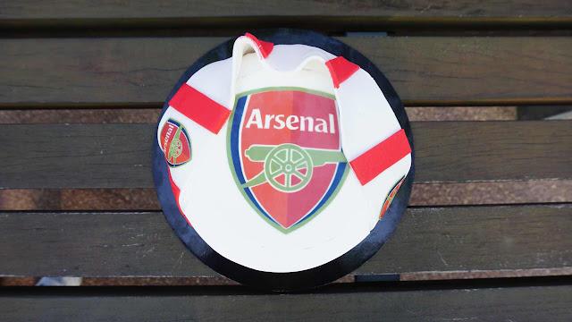 Kek Arsenal Malaysia