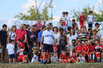 Inaugurata la stagione 2015-2016 della Scuola Calcio. Nuova avventura per giovani entusiasmi. - 1