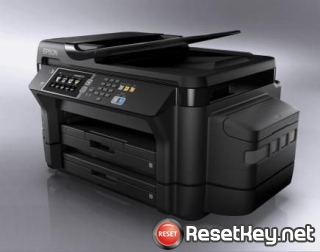 Reset Epson L1455 ink pads are at the end of their service life