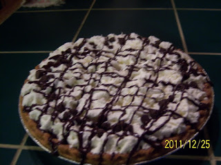Chocolate Pecan Pie With Chocolate Pudding Recipe