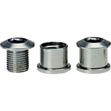 Problem Solvers Double Chainring Bolts Aluminum