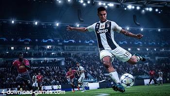 لعبة كرة القدم فيفا 2019