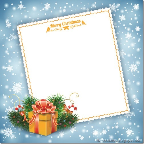 Background Snow, christmas print cards